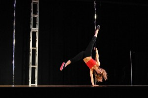 pole dance fitness Studio 3sixT instructor bio