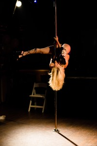 pole dance fitness instructor Studio 3sixT